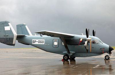 Bundeswehr : un M28 Skytruck pour l'entraînement de ses parachutistes