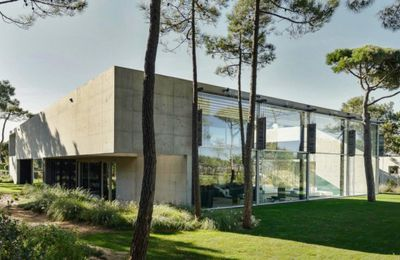 The Wall House par Guedes Cruz Arquitectos