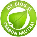 My blog is carbon neutral - qui veut parrainer un arbre ?