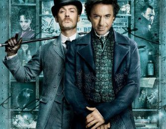 Sherlock Holmes 2 : Jeux d'ombres