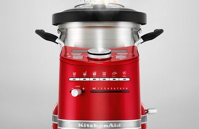 L'Artisan Cook Processor de KitchenAid