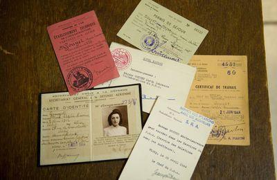Allier : Jacqueline Dieuleveut a retrouvé des documents sur le régime de Pétain