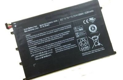 TOSHIBA PA5055U-1BRS Replacement laptop battery for Toshiba PA5055U-1BRS, 30% Discount