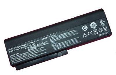 High qaulity SQU-807 916T7460F SQU-805 SQU-804 laptop battery for LG R410 R510 Laptop