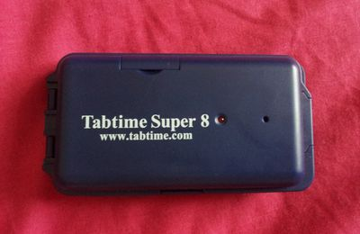 Review: Tabtime Super 8 pill reminder