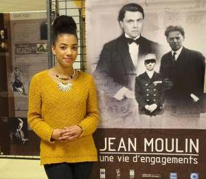 Ecomusée - Deux stagiaires ont préparé une exposition sur Jean Moulin