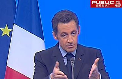 Sarkozy prépare l'armée à la menace terroriste