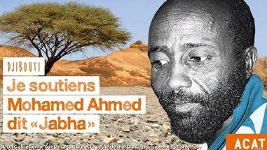 Liberté pour Jabbah, le plus ancien détenu politique de Djibouti