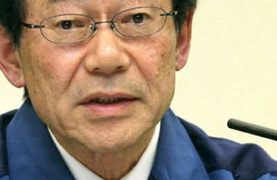 Japon L'énigmatique disparition du patron de Fukushima
