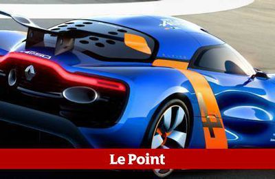 L'Alpine sport de légende va renaître chez Renault