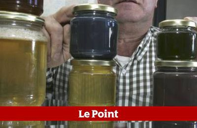 Le miel bleu ou vert de Ribeauvillé