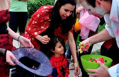 Halloween :gare aux bonbons chargés en...