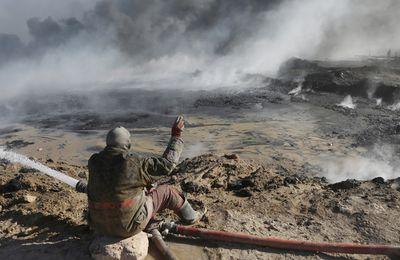 Vengeance et pétrole : « La guerre en Irak était la solution pour éviter d'instaurer une démocratie »,