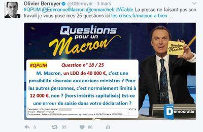 Le principe du Décodex illustré par l'équipe Macron : discréditer les gêneurs (Les Crises)