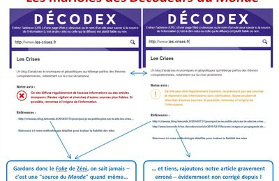 "La campagne maccarthyste du ""Monde"" contre Olivier Berruyer continue"