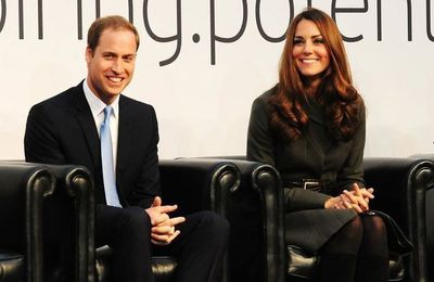 Kate Middleton et le prince William attendent leur 1er enfant