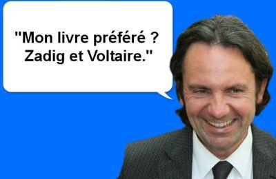 Coup de gueule :  ZADIG ET VOLTAIRE ( Pour changer un peu de Fillon ) - Pierre Thévenin