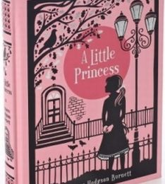 A Little Princess, by Frances Hodgson Burnett