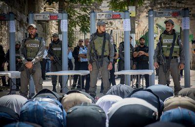 Les factions de la Terreur palestinienne de Gaza menacent d'engendrer la violence sur le Mont du Temple