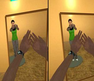 Racism Virtual Body Swapping