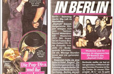 On the cover of a magazine: Bild (Reino Unido)
