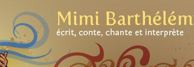 Mimi Barthelemy n'est plus ...