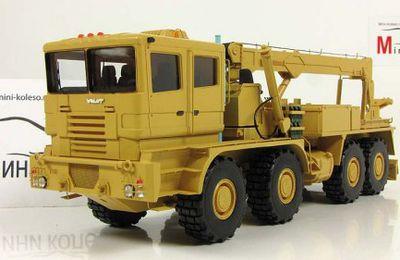 Camion dépannage lourd KZMT 790986 au 1/43 (A Masters)