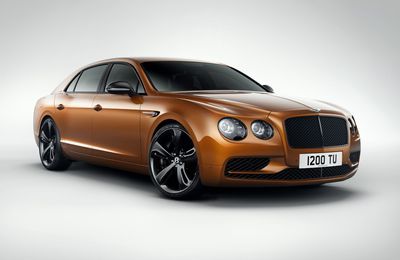 Bentley Flying Spur W12 S 2016