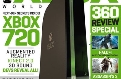 Xbox 720 searches beating Playstation 4