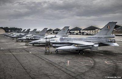 Syrie: la Russie accuse l'aviation belge d'avoir tué des civils