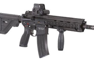 France: les raisons du choix en faveur du fusil HK-416