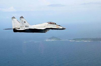 La marine indienne a toujours des problèmes avec ses avions embarqués MiG-29K