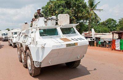 """Centrafrique : opération """"de grande envergure"""" de la Minusca contre un groupe armé"""
