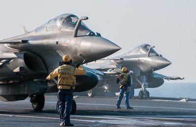 Dassault Aviation a bon espoir de vendre 57 Rafale Marine à l'Inde
