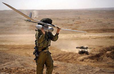Le Hezbollah dit avoir retrouvé un mini-drone tactique israélien tombé au Liban