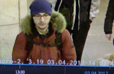 Attentat de Saint-Petersbourg: Un suspect d'origine kirghize identifié