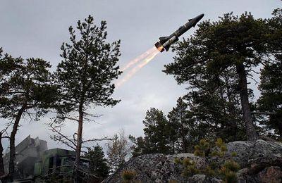 La Suède remet en service un système de défense côtière