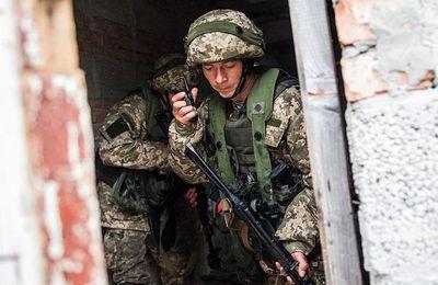 L'armée ukrainienne dit avoir tué un officier russe lors d'un accrochage avec les rebelles du Donbass