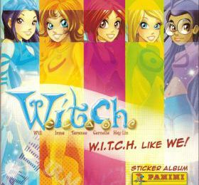 Witch : Albums Panini