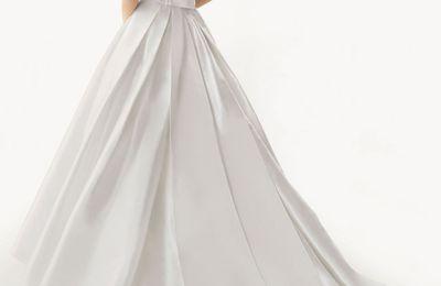 Dissimuler la graisse dorsale dans une robe de mariée n'est pas difficile !
