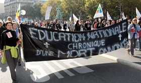 Ils assassinent l'Education nationale, bis repetita