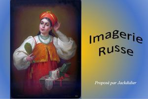 Imagerie Russe