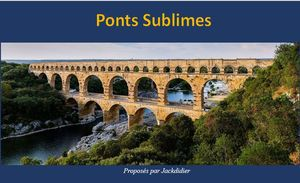 Ponts Sublimes