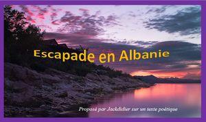 Escapade en Albanie