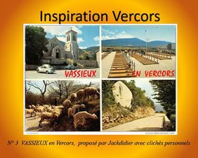 Inspiration Vercors 3 (Vassieux en Vercors)