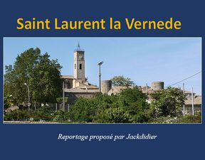 Saint Laurent la Vernède