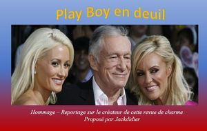 Play Boy en deuil