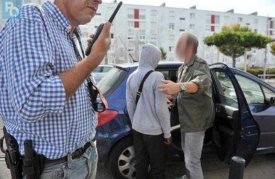 """Nantes. A 14 ans, il """"emprunte"""" la voiture de son père et percute un taxi via Allô Baudouin Taxi Perrex 01540"""