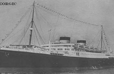 RMS Georgic (1932 White Star Line)