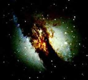 L immensité du Cosmos